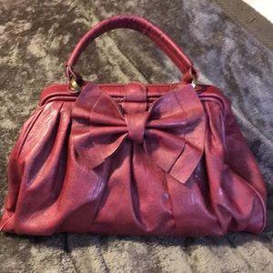 Jessica Simpson Bow Bag